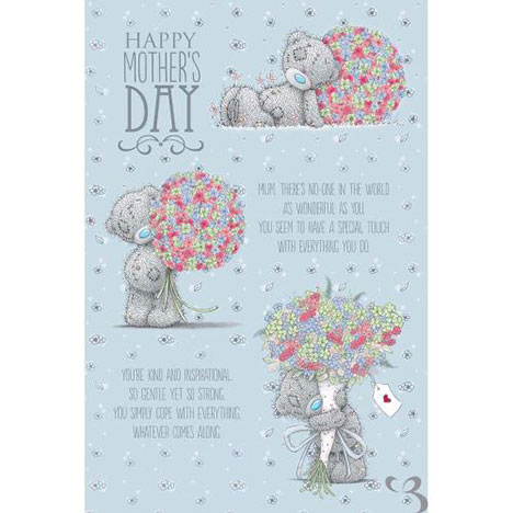 Happy Mothers Day Me to You Bear Card  £3.59