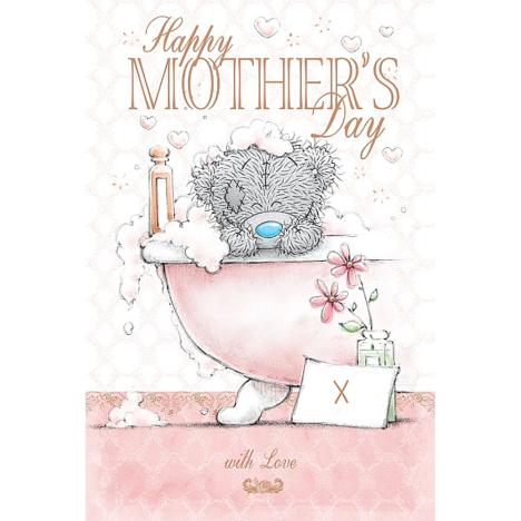 Bubble Bath Me to You Bear Mothers Day Card  £3.59