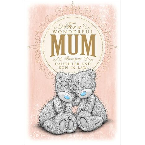 From Daughter & Son-In-Law Me to You Bear Mothers Day Card  £3.59