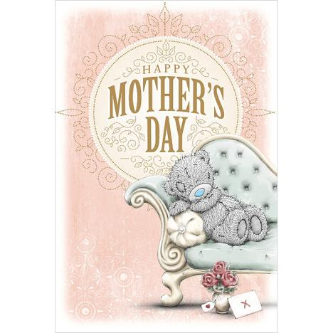 Tatty Teddy On Sofa Me to You Bear Mothers Day Card  £3.59