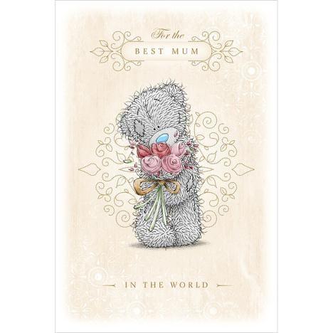 Best Mum Me to You Bear Mothers Day Card  £3.59