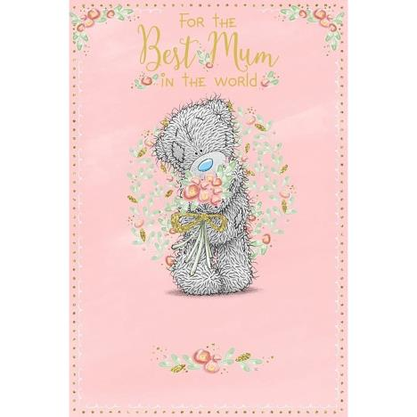 Best Mum In The World Me to You Bear Mothers Day Card  £3.59