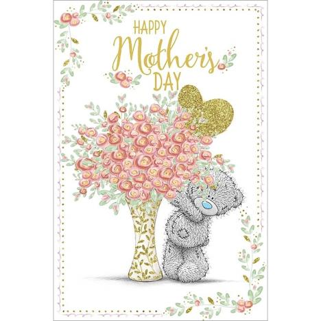 Tatty Teddy With Bouquet Me to You Bear Mothers Day Card  £3.59