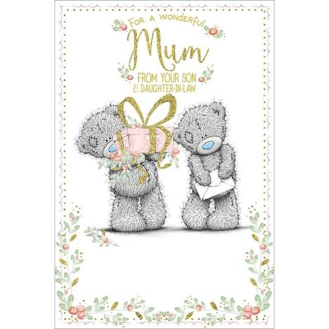 Mum From Son & Daughter In Law Me to You Mothers Day Card  £3.59