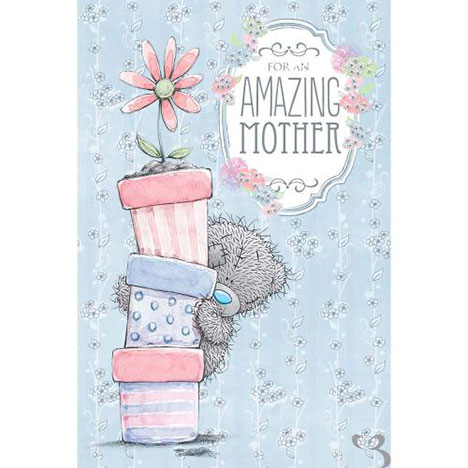 Amazing Mother Me to You Bear Mothers Day Card  £2.49