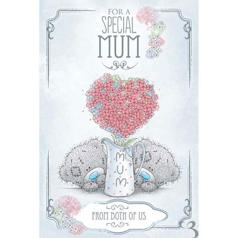 Mum From Both of Us Me to You Bear Mothers Day Card  £2.49