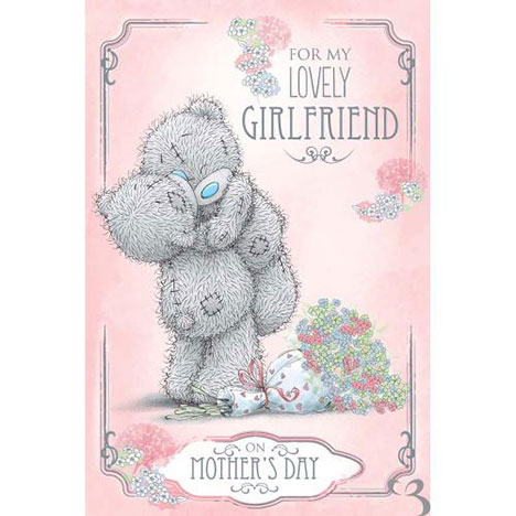 Girlfriend Me to You Bear Mothers Day Card  £2.49