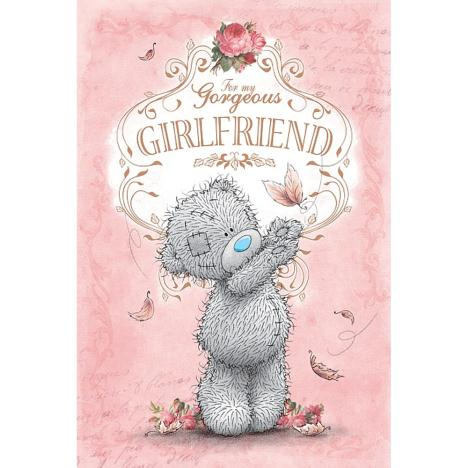 Gorgeous Girlfriend Me to You Bear Mothers Day Card  £2.49