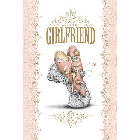 Wonderful Girlfriend Me to You Bear Mothers Day Card  £2.49