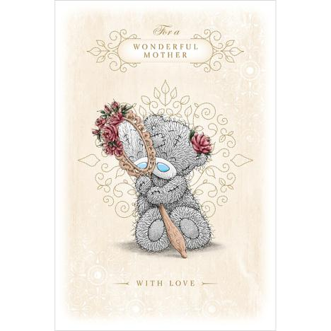 Wonderful Mother Me to You Bear Mothers Day Card  £2.49