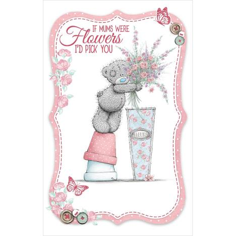 Mum Bear With Vase Me to You Bear Mothers Day Card  £2.49