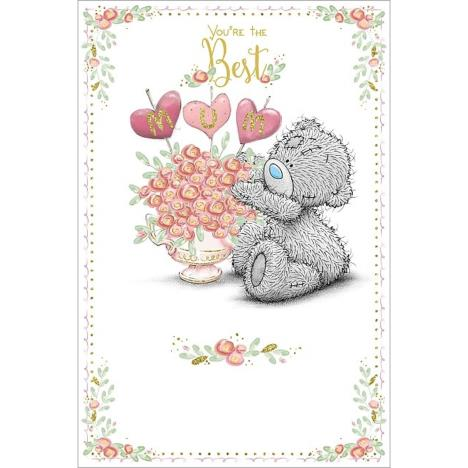 Your The Best Mum Me to You Bear Mothers Day Card  £2.49