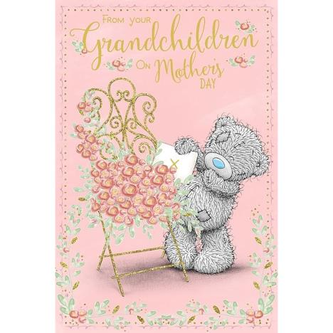 From Your Grandchildren Me to You Bear Mothers Day Card  £2.49