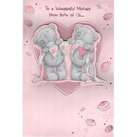 Mother from Both of Us Me to You Bear Mothers Day Card  £3.89