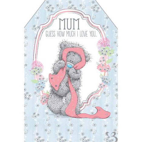 Mum Guess How Much I Love You Pop Up Me to You Bear Mothers Day Card  £3.59