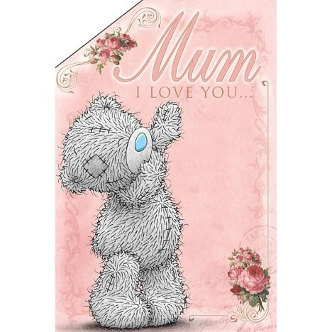 Love You This Much Me to You Bear Pop Up Mothers Day Card  £3.59