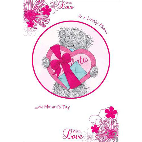 Lovely Mum Me to You Bear Mothers Day Card  £3.99
