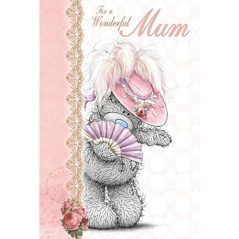 Wonderful Mum Me to You Bear Mothers Day Card  £3.59