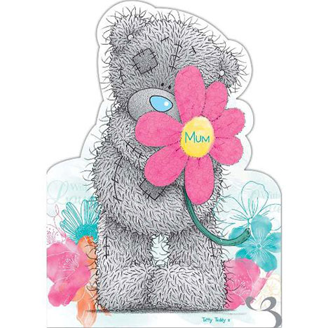Mum Flower Me to You Bear Mothers Day Card  £1.80