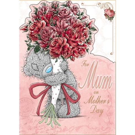 Bouquet For Mum Me to You Bear Mothers Day Card  £1.79