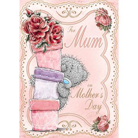 For Mum Flower Pots Me to You Bear Mothers Day Card  £1.79