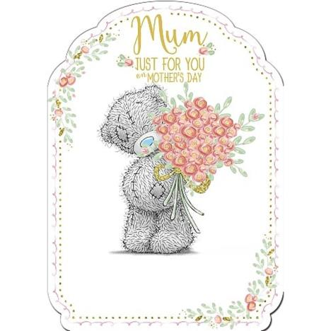 Mum Just For You Me to You Bear Mothers Day Card  £1.79