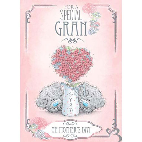 Gran Me to You Bear Mothers Day Card  £1.79