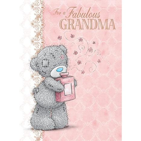 Fabulous Grandma Me to You Bear Mothers Day Card  £1.79
