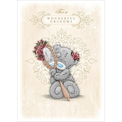 Wonderful Grandma Me to You Bear Mothers Day Card  £1.79