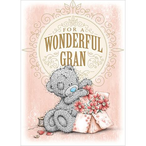 Wonderful Gran Me to You Bear Mothers Day Card  £1.79
