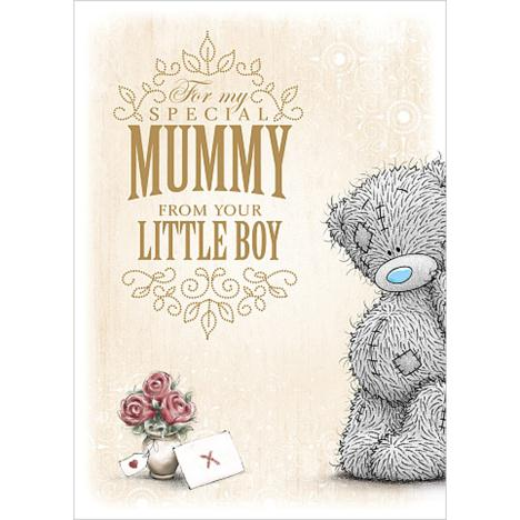 Mummy From Little Boy Me to You Bear Mothers Day Card  £1.49