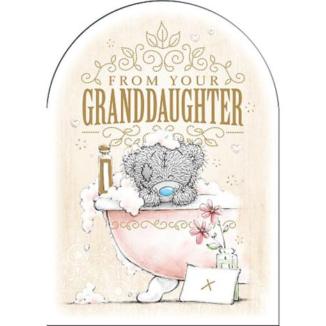 From Your Granddaughter Me to You Bear Mothers Day Card  £1.79