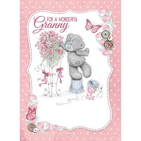 Granny Me to You Bear Mothers Day Card  £1.79