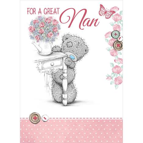 Great Nan Me to You Bear Mothers Day Card  £1.79
