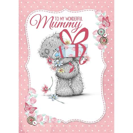 Wonderful Mummy Me to You Bear Mothers Day Card  £1.79