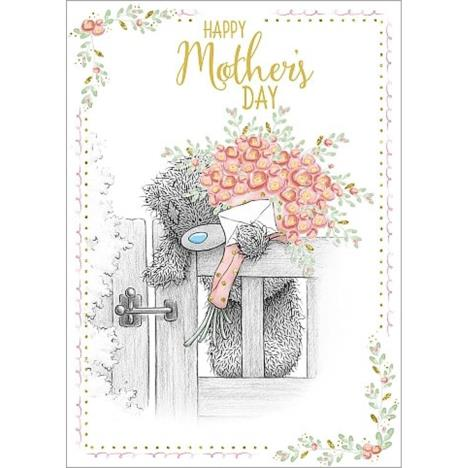 Tatty Teddy At Gate Me to You Bear Mothers Day Card  £1.79