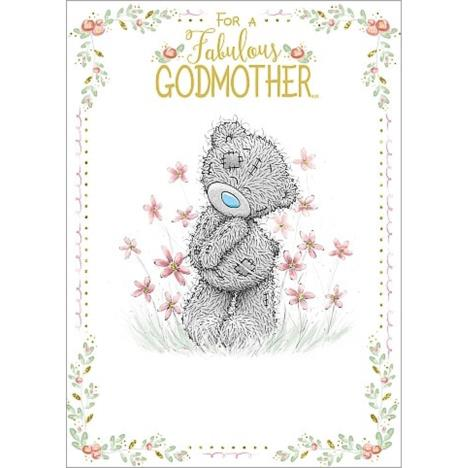 Fabulous Godmother Me to You Bear Mothers Day Card  £1.79