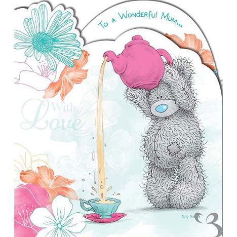 Wonderful Mum Me to You Bear Mothers Day Card  £1.95