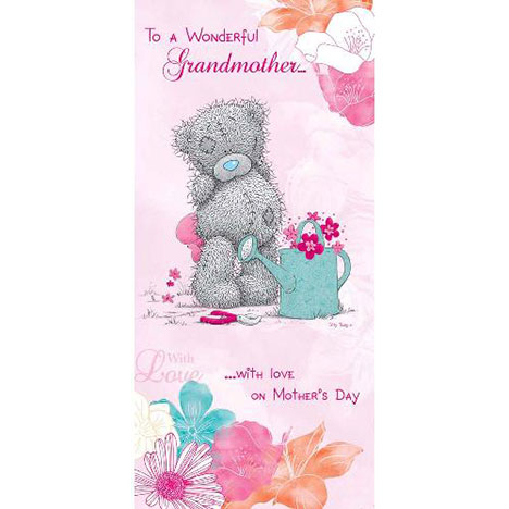 Wonderful Grandmother Me to You Bear Mothers Day Card  £1.80