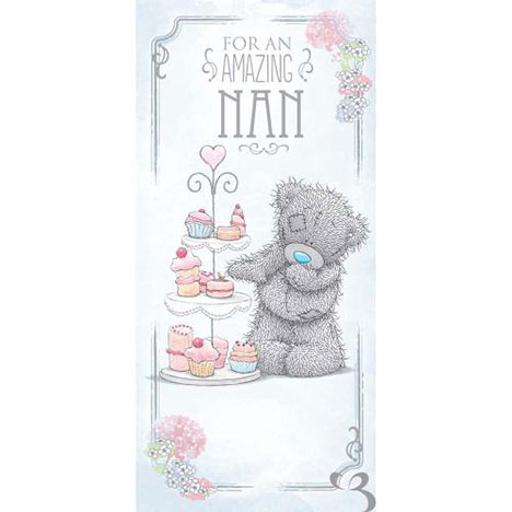 Nan Me to You Bear Mothers Day Card  £1.89