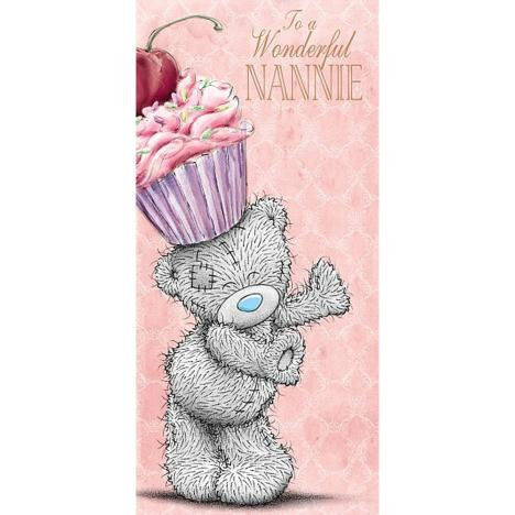 Wonderful Nannie Me to You Bear Mothers Day Card  £1.89