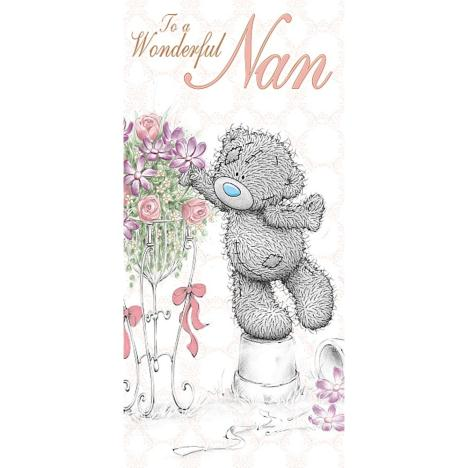 Wonderful Nan Me to You Bear Mothers Day Card  £1.89