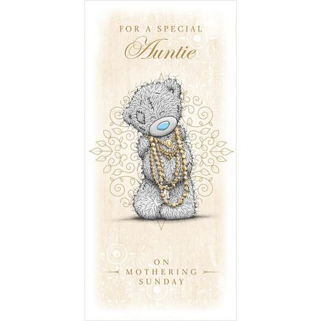 Special Auntie Me to You Bear Mothers Day Card  £1.89