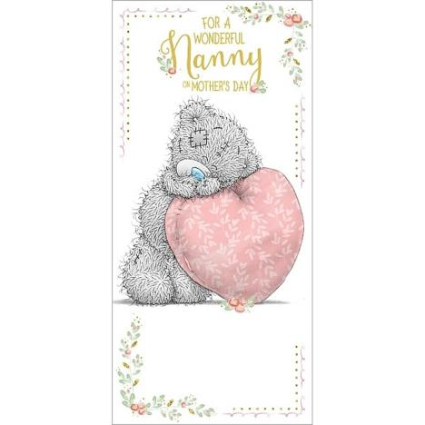 Wonderful Nanny Me to You Bear Mothers Day Card  £1.89