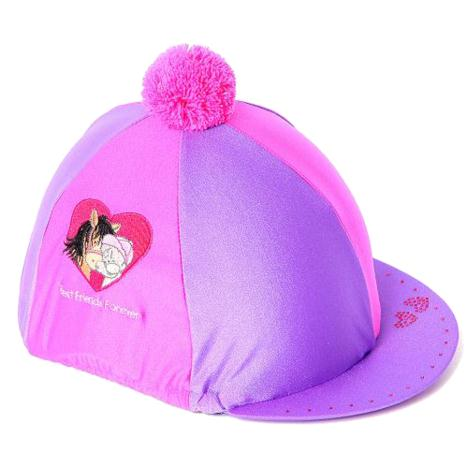 Me To You Bear Pink Riding Hat Cover Pink One Size  £18.00