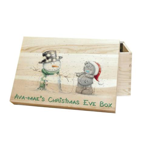 Personalised Me to You Tatty & Snowman Christmas Eve Box  £34.99