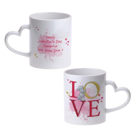 Personalised Me to You Bear LOVE Mug  £12.99