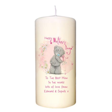 Personalised Me to You Mother's Day Pillar Candle  £14.99