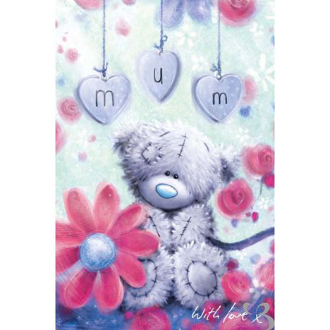Mum Me to You Bear Mothers Day Card  £1.89