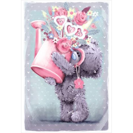 Mum Watering Can Flowers Me to You Bear Mothers Day Card  £1.89